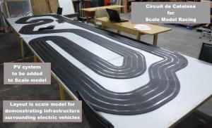 Circuit de Catalona - 1:32 Scalextric Sport