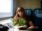 Cristina in Malaga