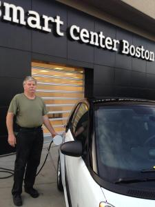 Smart charging in Boston